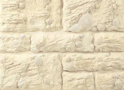Декоративный камень Shell