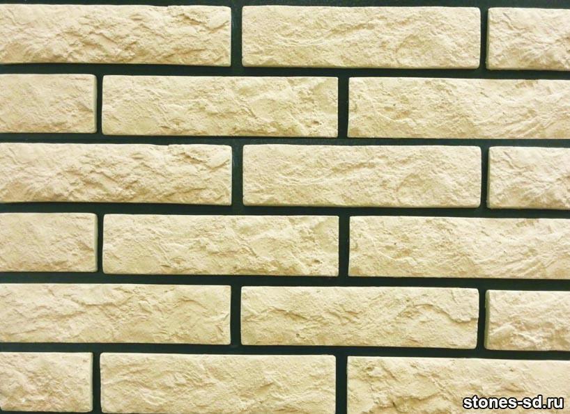 Декоративный кирпич Brick beige