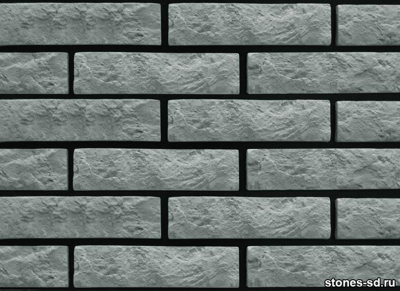 Декоративный кирпич Brick antracite