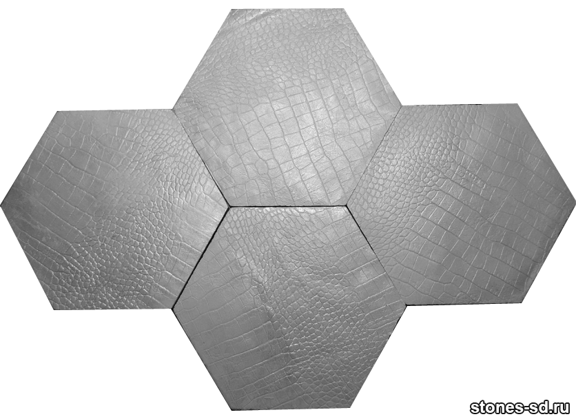 Декоративный камень skin antracite
