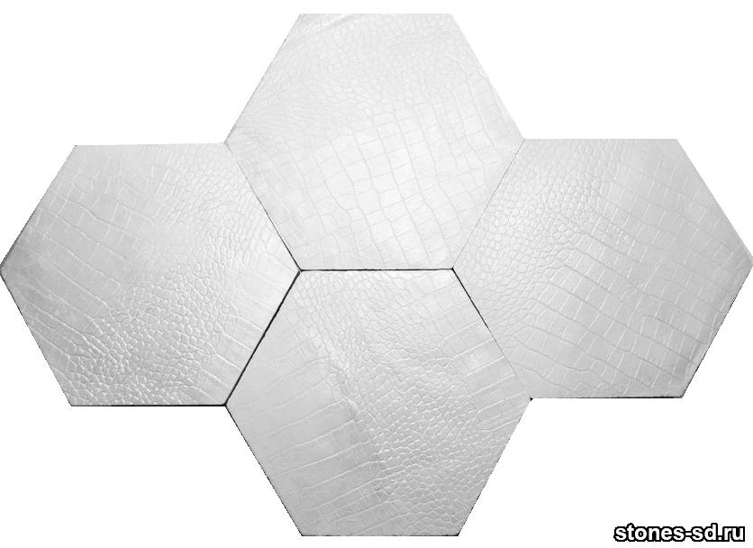 Декоративный камень skin blanco