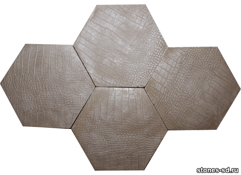 Декоративный камень skin chocolate