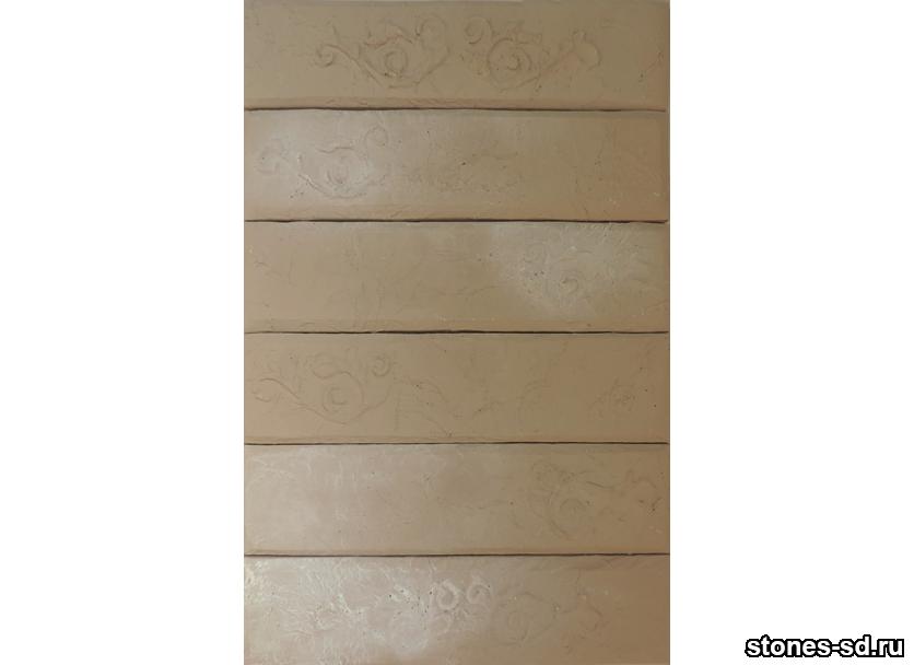 Декоративный кирпич Лофт декор винтаж коричневый
